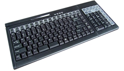 G136M - 136 Key Programmable POS Keyboard