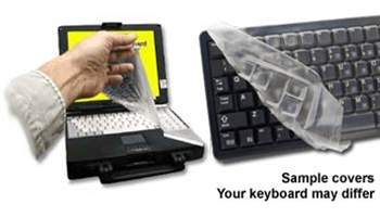 Keytronics 3600QL-C Keyboard Covers