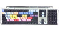 Avid Express DV Video Editing Keyboard for Mac